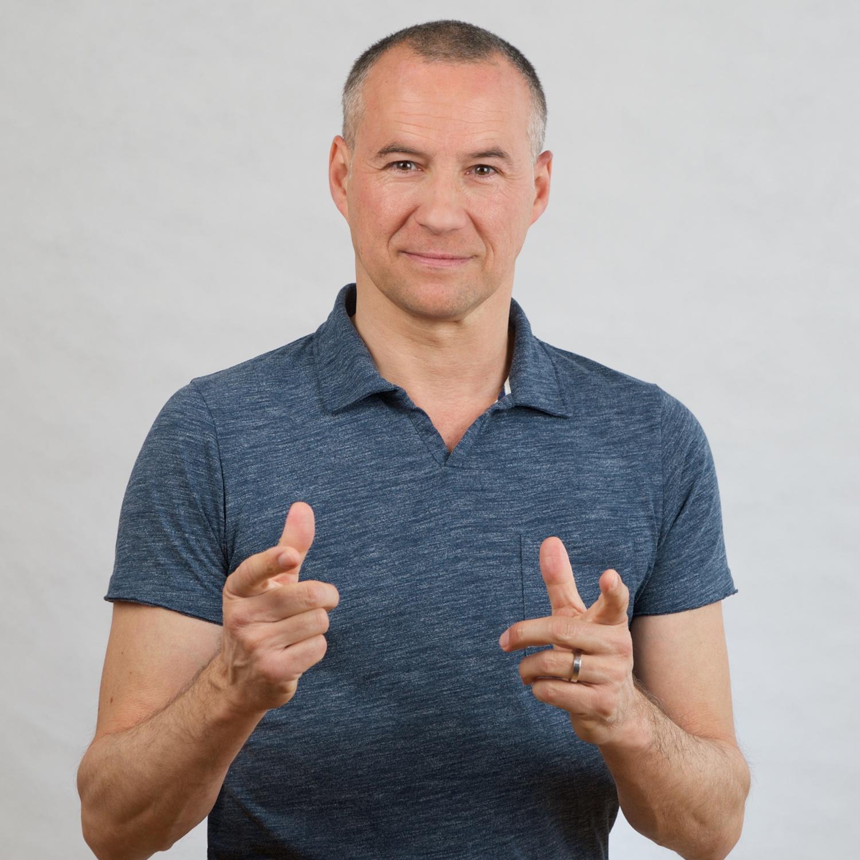 Wer ist Sascha Maurer?