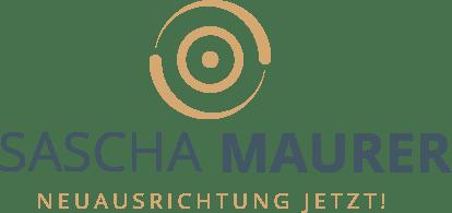 Sascha Maurer Logo colored Neuausrichtung Jetzt Coach Online Coaching